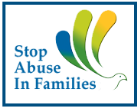 Stop Abuse In Families Logo